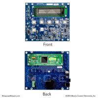 Repair Cost $179 Antunes/Roundup UTX-200 or CTX-200 Toaster Display Board