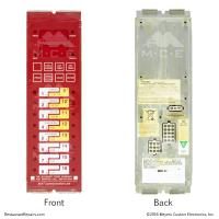 Repair Cost $359 Blodgett KFC Oven Controller