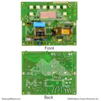 Repair Cost $169 Blodgett Oven Controller