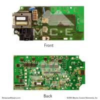 Repair Cost $109 Bunn CDBCF Digital Brewer Control Board