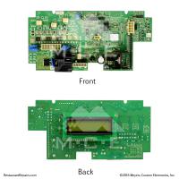 Repair Cost $139 Bunn ITCB-DV Digital Brewer Control Board