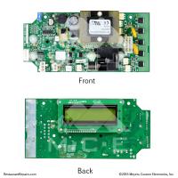 Repair Cost $119 Bunn Axiom Digital Brewer Control Board