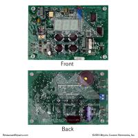Repair Cost $109 Carter-Hoffman Pie Merchandiser Control Board