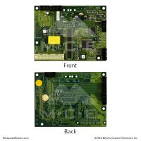 Repair Cost $249 Franke Sinfonia CPU Print (Board)