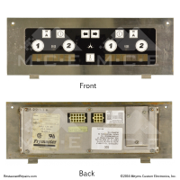 Repair Cost $249 Frymaster M100 Fryer Computer