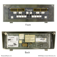 Repair Cost $249 Frymaster M2000 Fryer Computer