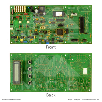 Repair Cost $399 Lincoln Impinger Oven Controller #370355