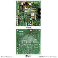 Repair Cost $149 SureShot Cream Dispenser Board