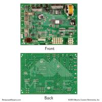 Repair Cost $219 Taylor Interface Board