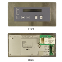 Repair Cost $359 Taylor Grill Controller