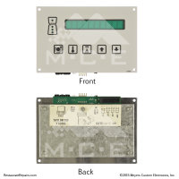 Repair Cost $299 Taylor Grill Controller
