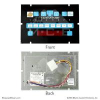 Sale Price $99 Ultrafryer 25 Membrane Switch (aftermarket)